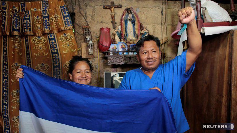 Nikaragua / amnestie / politickí väzni /