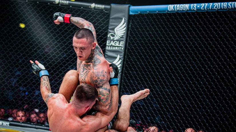 Oktagon Boraros MMA