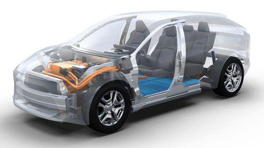 Toyota a Subaru budú spolupracovať na vývoji elektrických áut