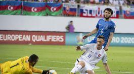 Azerbajdžan SR Futbal ME Boženík