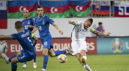 Azerbajdžan SR Futbal ME kvalifikácia Hamšík