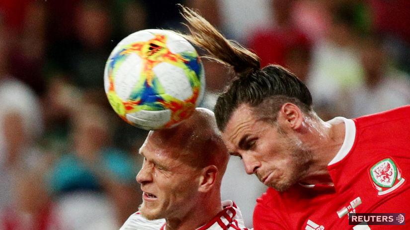 futbal ME 2020 wales bale