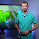 Videopredpoveď: Horúci vzduch z Afriky, búrky a krúpy