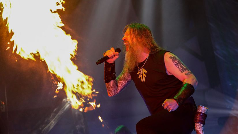 Amon Amarth Incheba