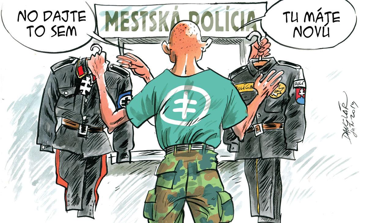 Karikatúra 13.06.2019