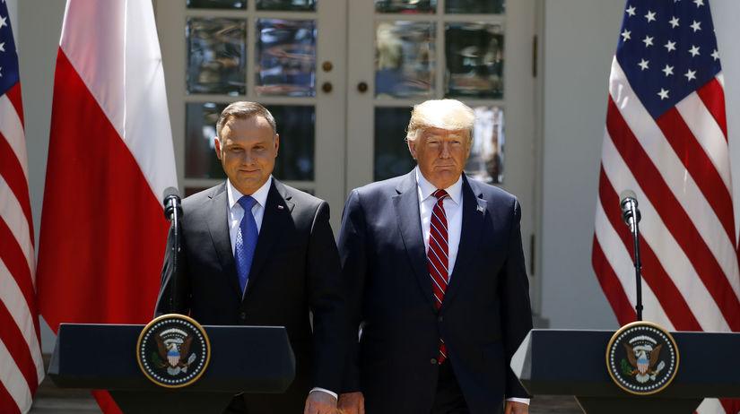 Trump / Duda /