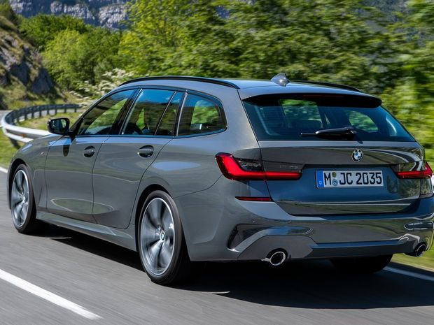 BMW 3 Touring - 2019
