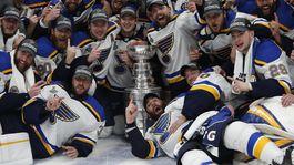 St. Louis, Stanleyho pohár