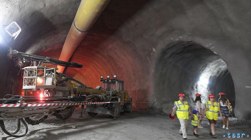 tunel, Prešov, diaľnice, D1