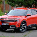 Citroën C5 Aircross 1,5 BlueHDi - test 2019