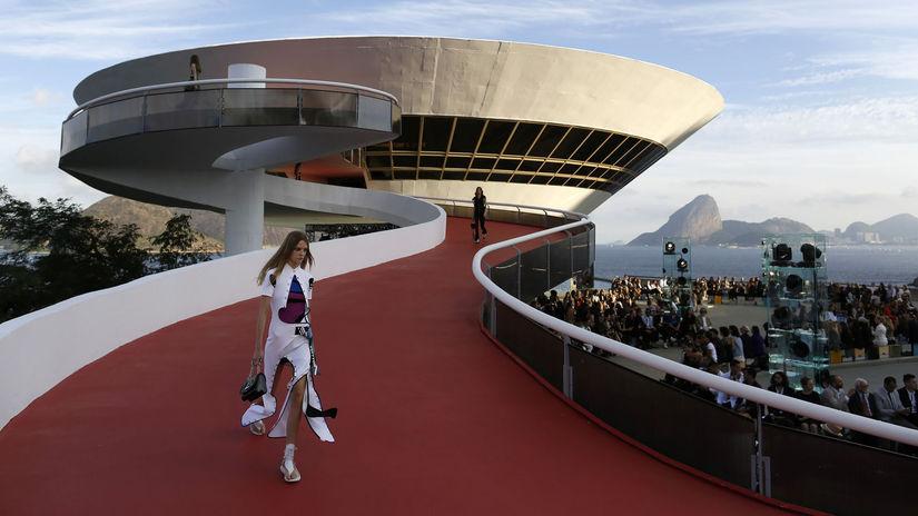 Firma Louis Vuitton si v minulosti prenajala už...