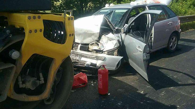 nehoda, diaľnica