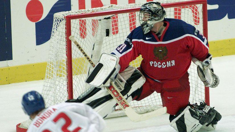 Peter Bondra, Maxim Sokolov