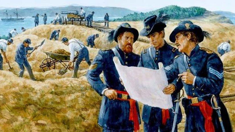San Juan, prasacia vojna