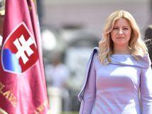 Ponúkam rozum, srdce a ruky, povedala nová prezidentka Zuzana Čaputová