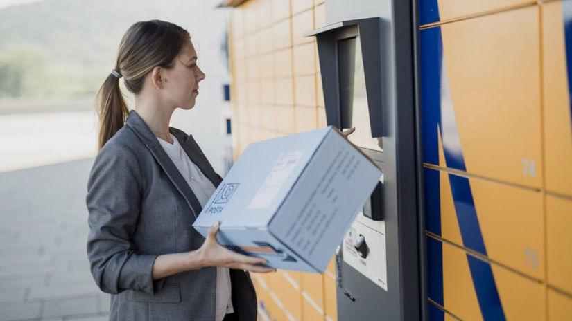 BalíkoBOX, Slovenská pošta