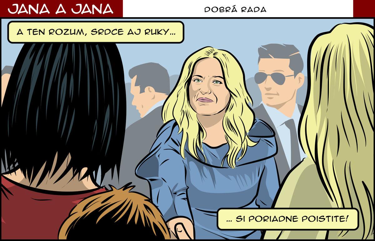 Karikatúra 17.06.2019