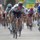 Druhý v etape aj celkovo. Sagan pred Tour ukazuje formu