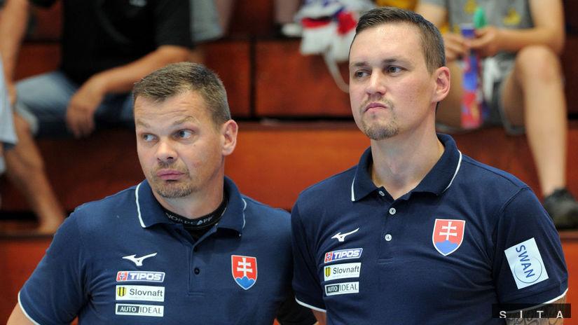 Radoslav Antl, Peter Kukučka