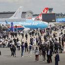 Francúzsko, aerosalón, Boeing, Airbus