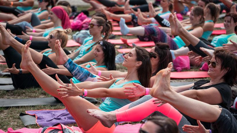 joga, cvičenie