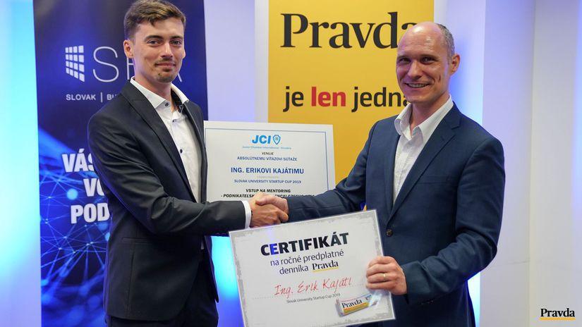 slovak university startup cup 2019
