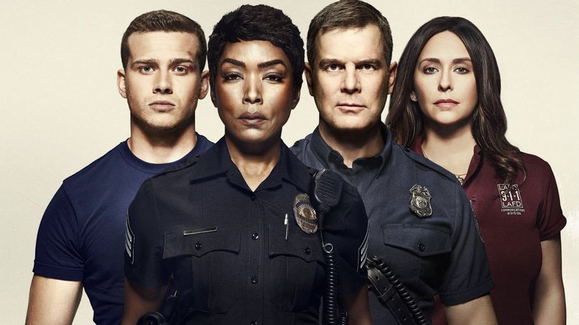 9-1-1, seriál 911, 911,