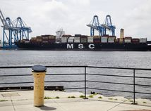 kokaín, loď, dodávka, drogy, USA, kontajnery, Philadelphia, prístav