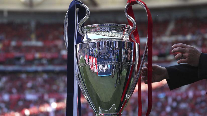 Liga majstrov trofej