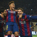 Suárez, Neymar, Messi