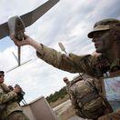 armáda USA / dron /