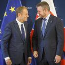 Exkluzívne: Pellegrini má záujem o významný post v Bruseli