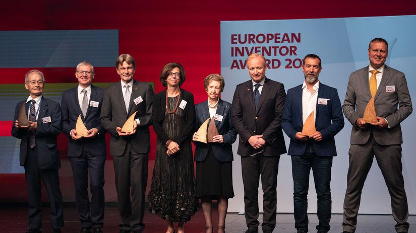 European Innovation Award, Európsky patentový úrad