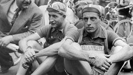 Gino Bartali, Fausto Coppi