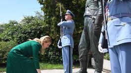 prezidentka Čaputová, návšteva v Prahe