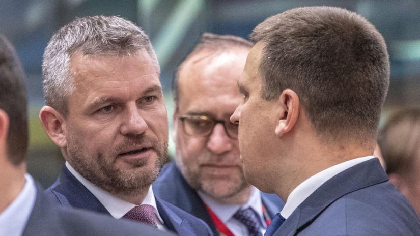 summit EÚ, Peter Pellegrini