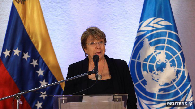Venezuela / OSN / Michelle Becheletová /