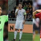 Buffon, Škrtel, Robben
