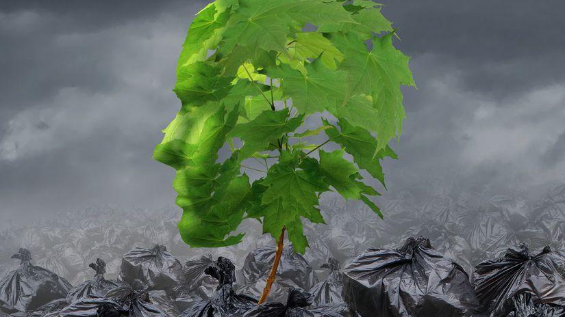 eko, ekologia, smeti, plasty
