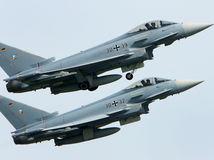 stíhačky, eurofighter