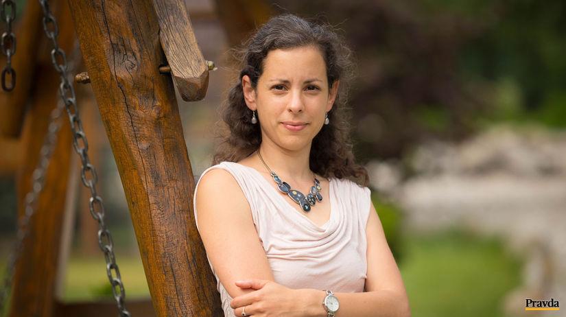 Tina Gažovičová