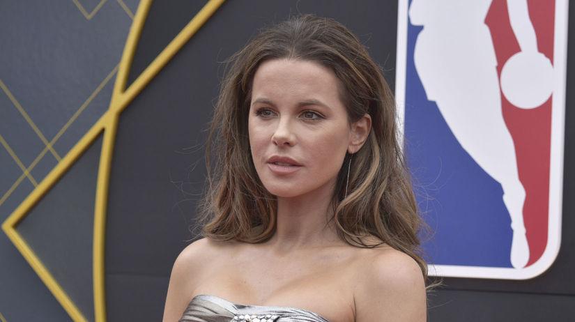Herečka Kate Beckinsale vyzerala zvodne, ale...