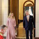 Čaputová v Bruseli zaujala aj módnymi voľbami: U kráľa bodovala v ružovej!