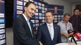 Miroslav Šatan, Martin Kohút