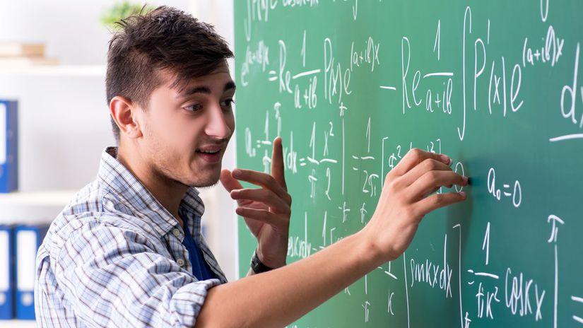 veda, vedec, škola, študent, tabuľa,...