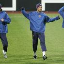 Deco a Ronaldinho