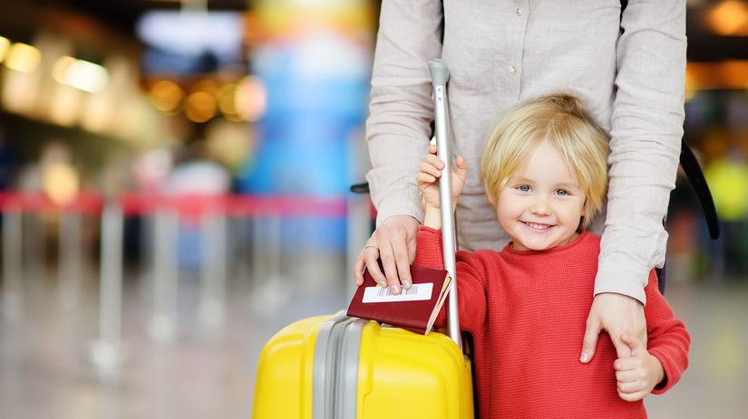 dieťa, cestovanie, dovolenka, prázdniny