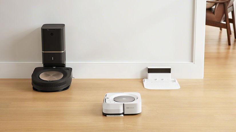 iRobot, Roomba, s9+