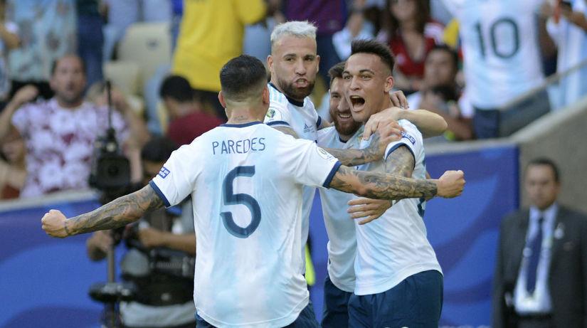 Argentína futbal Copa