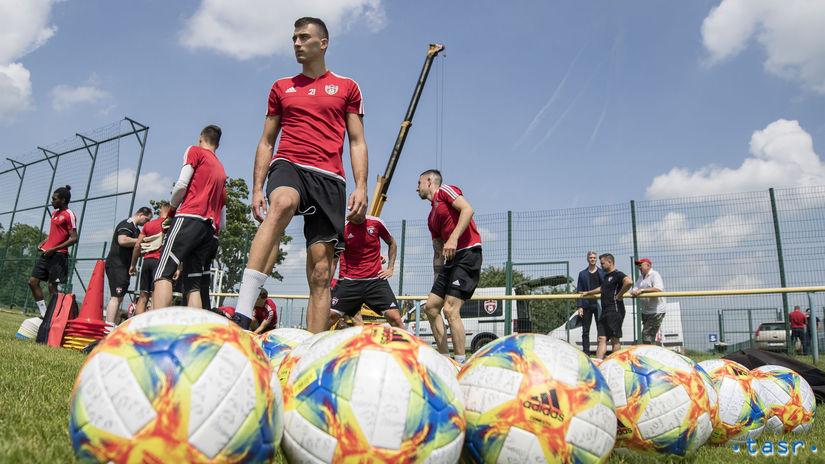 Spartak Trnava, letná príprava